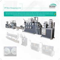 plastic packing strapping machine
