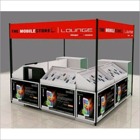 Shop in Shop & Kiosk Design Service