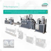 plastic strap making machine