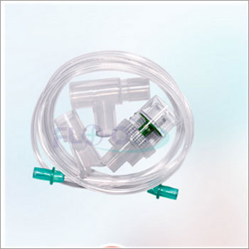 Nebulizer With T - Piece