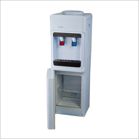 Dispenser With Mini Fridge