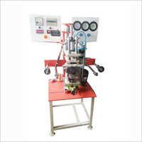 Oval Cap Hot Foil Stamping Machine