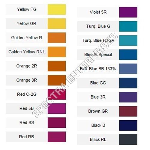 VS Dyes