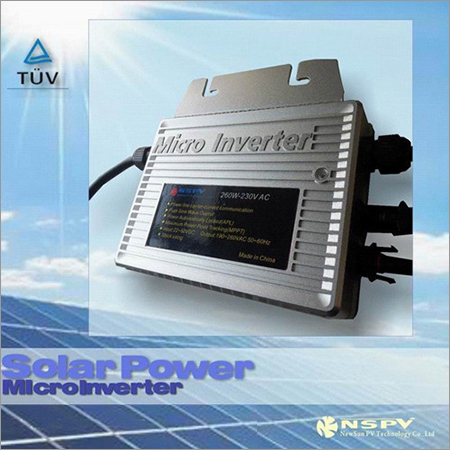 Grid Micro Inverter outdoor