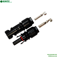 Pv4.0 Solar Cable Connector 1000v Dc