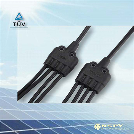 4 In 1 Solar Cable Assembly Connector