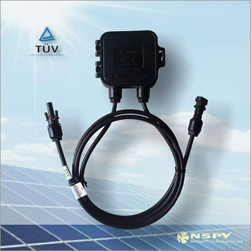 Pv Solar Junction Box 4 Rails