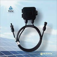 Pv Solar Junction Box 4 Rails