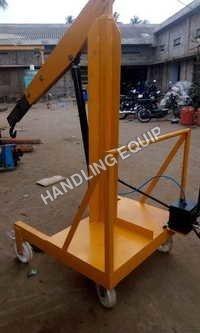 Hydraulic Jib Mobile Crane