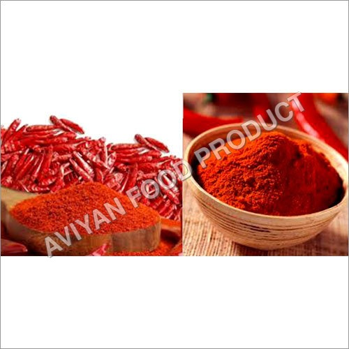 Dry Red Chilly/Chilly Powder (Lal Mirchi)