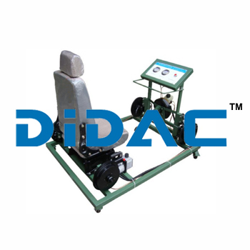Electric Vehicle Braking Energy Recovery System Trainer