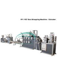 PP packing strap production line