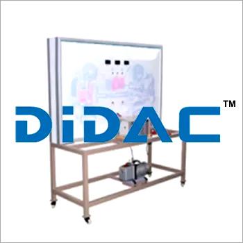 Electric Vehicle Flywheel Energy Storage Battery Teaching Board