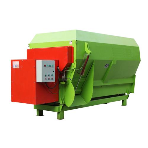 TMR Feed Mixer Machine