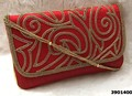 Gorgeous Parties Ethnic Clutch Bag