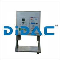 Electric Vehicle Battery Management System Teaching Board