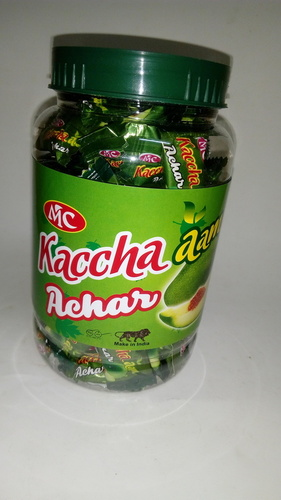 KACHHA AAM ACHAR MINI JAR CANDY