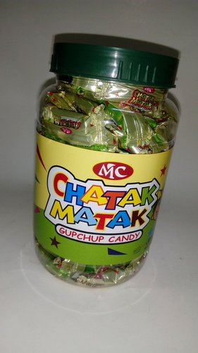 CHATAK MATAK CANDY MINI JAR