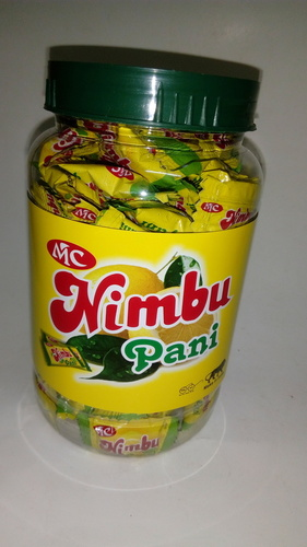 NIMBU PANI CANDY MINI JAR