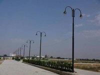 4 Mtr. Outdoor Poles