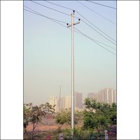 9 Mtr. MS Swagged Tubular Pole 410-SP-33 (as per IS2713)