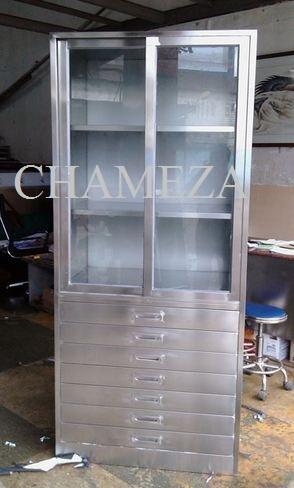 Stainless Steel Almirah
