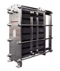 SS Cladded Plate Heat Exchanger