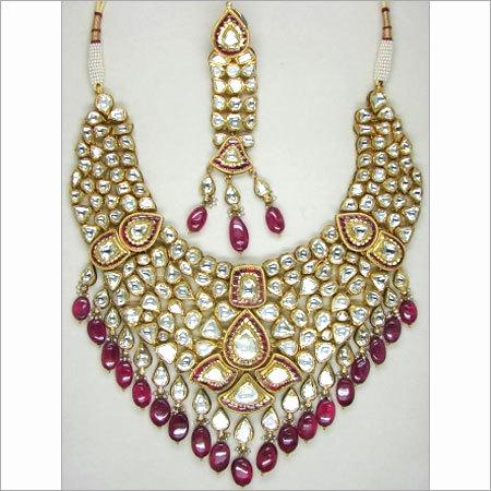 Kundan Jadau Polki Jewellery