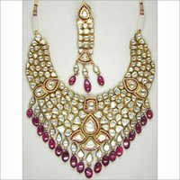 Red Takkar Necklace