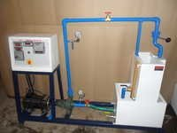 CENTRIFUGAL PUMP TEST RIG (VARIABLE SPEED)
