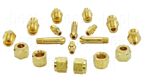 Brass Precision Components, Brass Parts