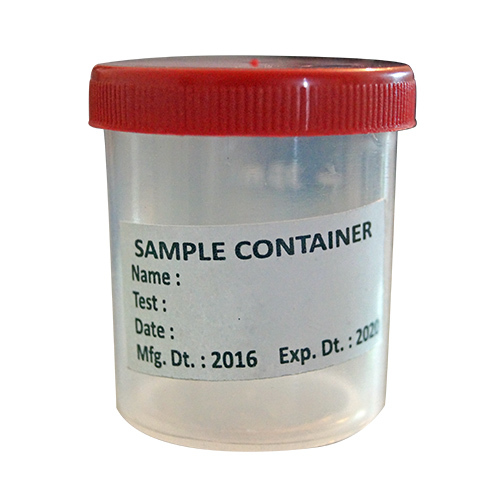 Sample Container(60 Ml)