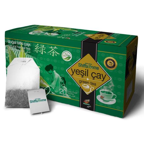 Green Tea Herbal Tea bags