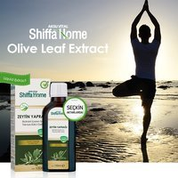 Olive Leaf Liquid Extract Dietary Supplement