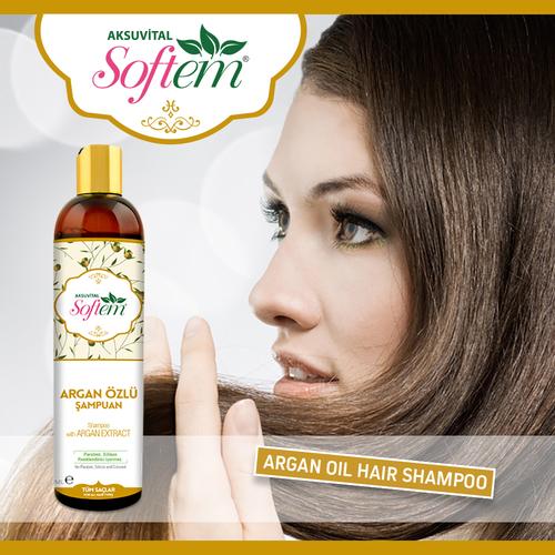 Herbal Shampoo Argan Shampoo