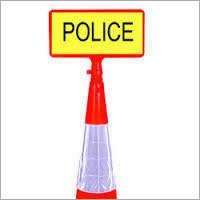 Message Traffic Cone