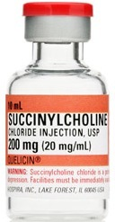 Injection  Succinyl Choline