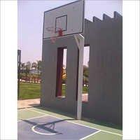 Basketball Poles