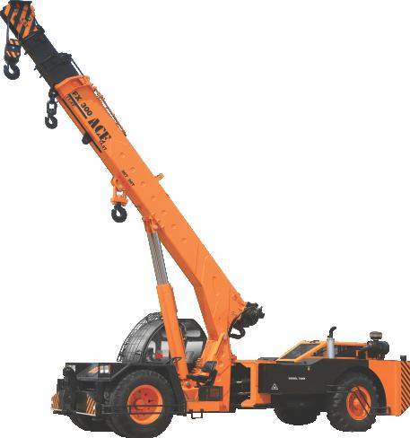 FX 300 NextGen Cranes