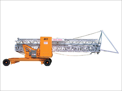 MTC 3625 Mobile Tower Crane