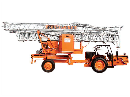 MTC 2418 Mobile Tower Crane
