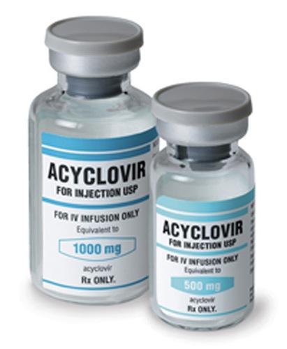 Injection Aciclovir