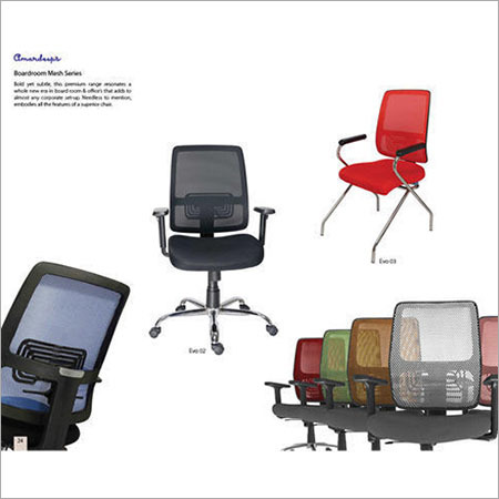 Boardroom Mesh Chair