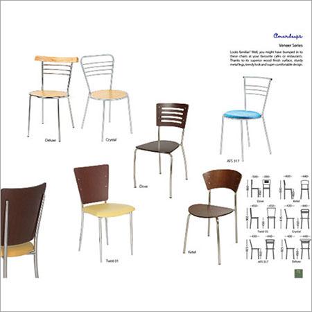 Veneer Cafes Chair