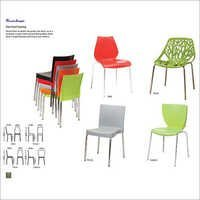 Fast Food Seating Cafe Chair