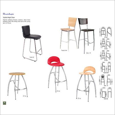 Stylish High Chair Twist 0H  Zoe H Solo 02  ST 16  ST
