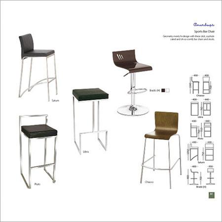 Sports Bar Chair Brado (H)  Saturn  Libra  Chiasso  Plut