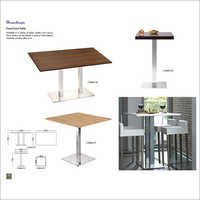 Cafeteria Tables Trio 03  Trio 01  Trio 02