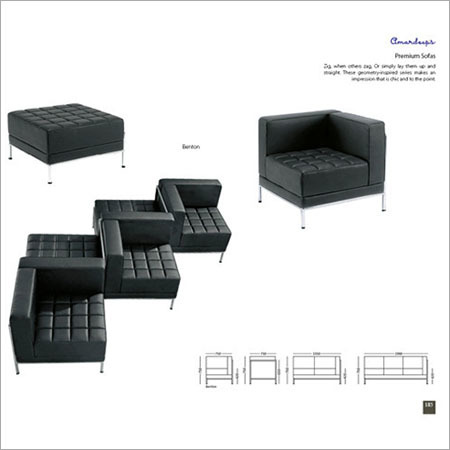 Benton Premium Furniture Sofa