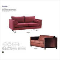 Grapewine / Marathon Styles Furniture Sofa